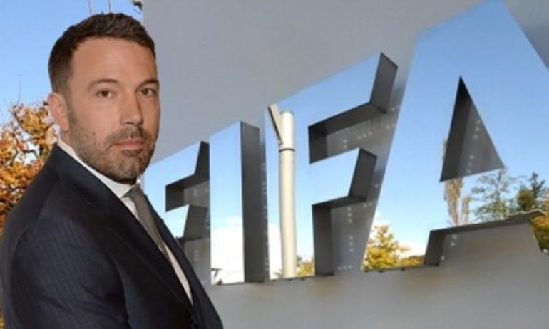 Vụ bê bối của FIFA sẽ là chủ đề trong phim của Ben Affleck