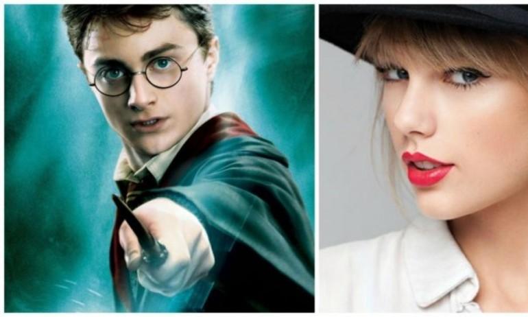 Bản mash-up lấy cảm hứng từ Taylor Swift và Harry Potter