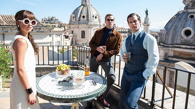 Phim 17+ soán ngôi đầu bảng về doanh thu của 'Mission Impossible 5'