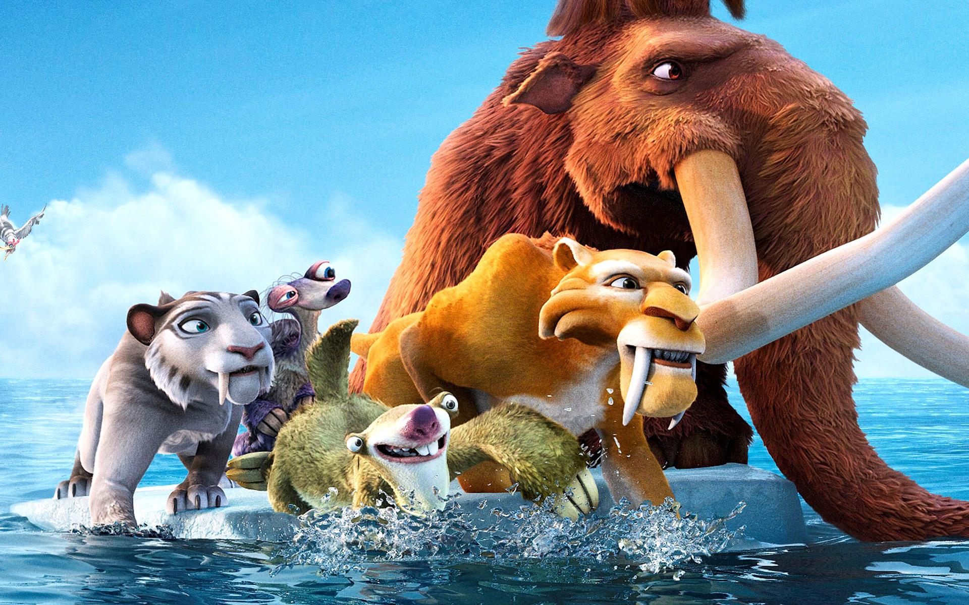 """Hãng phim Fox """"đau đầu"""" chọn ngày ra mắt cho 'Ice Age 5'"""
