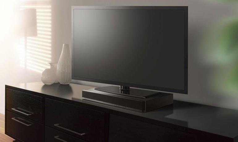 Yamaha ra mắt dòng loa soundbase SRT-700 cho TV cỡ nhỏ