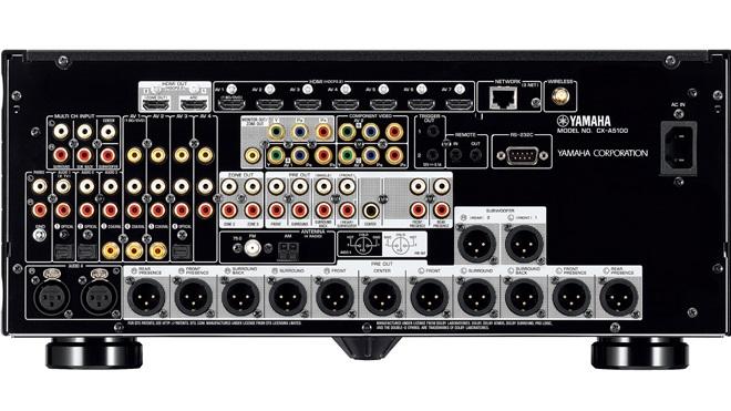 Yamaha ra mắt AVENTAGE CX-A5100: pre-amp đầu bảng dòng đa dụng