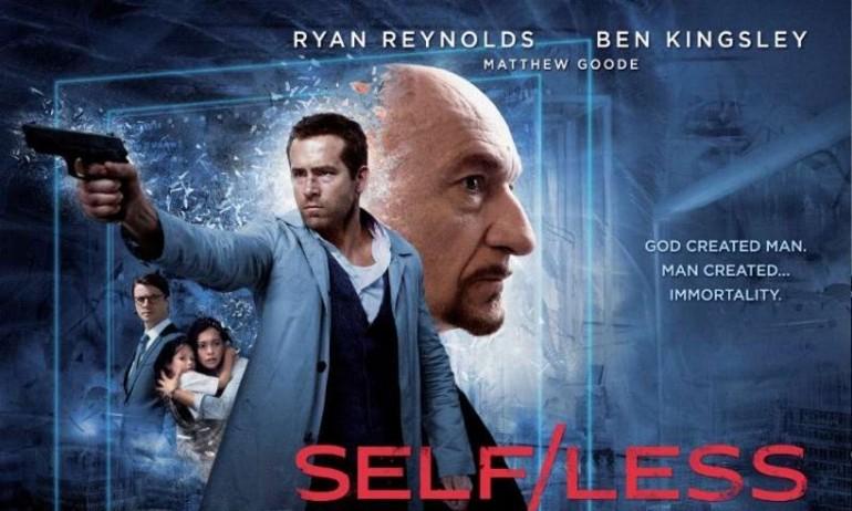 Ryan Reynolds hoán đổi thân xác để hồi sinh trong 'Self/Less'