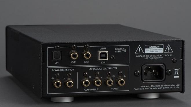Simaudio ra mắt dòng DAC kiêm headamp Neo 230HAD