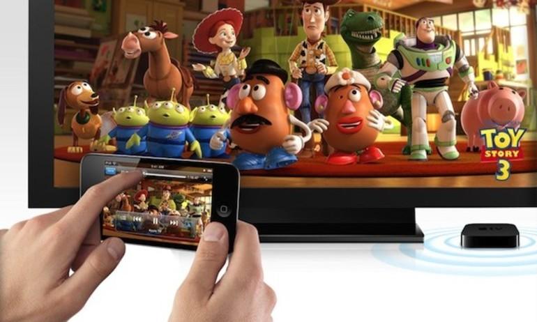 [Stereo Wiki] Truyền nội dung từ iPhone, iPad lên TV