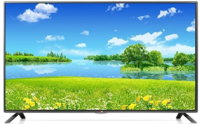 TV LG LB561T: Hút mắt với hình ảnh sống động, viền mỏng
