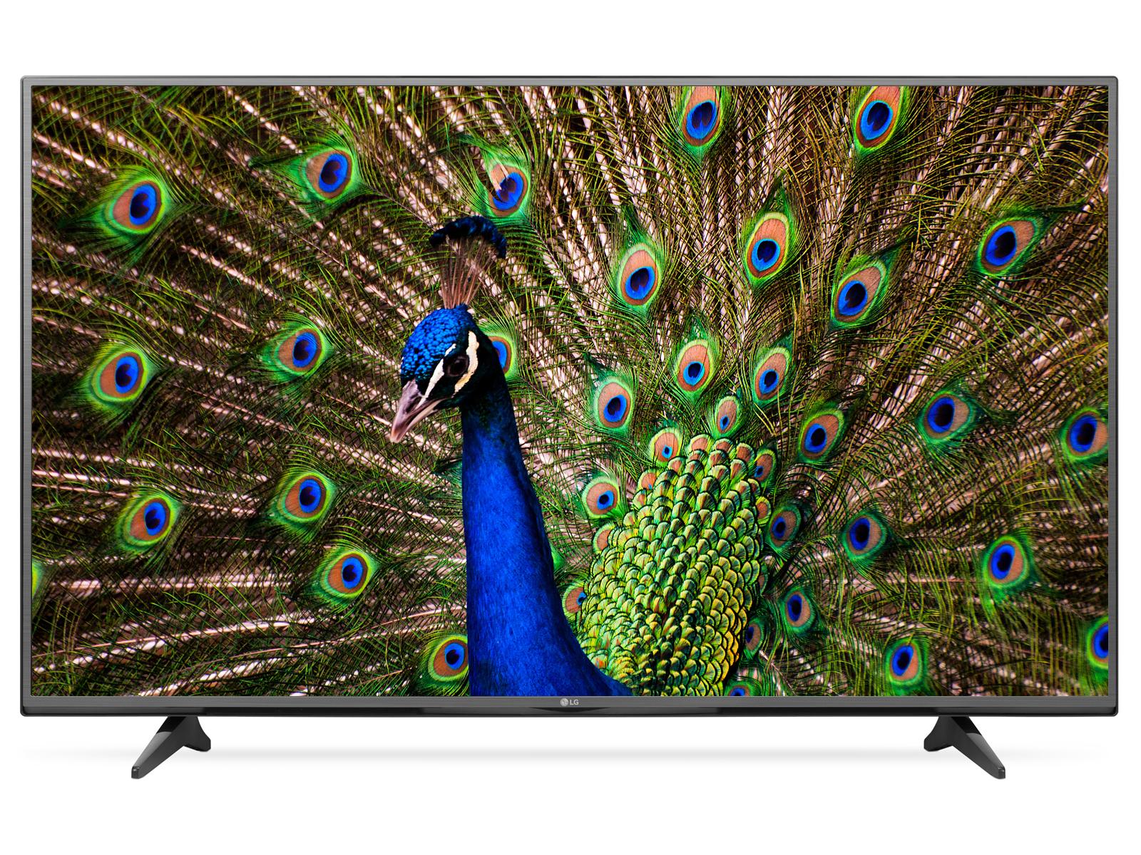LG UF680T: Smart TV 4K bắt mắt