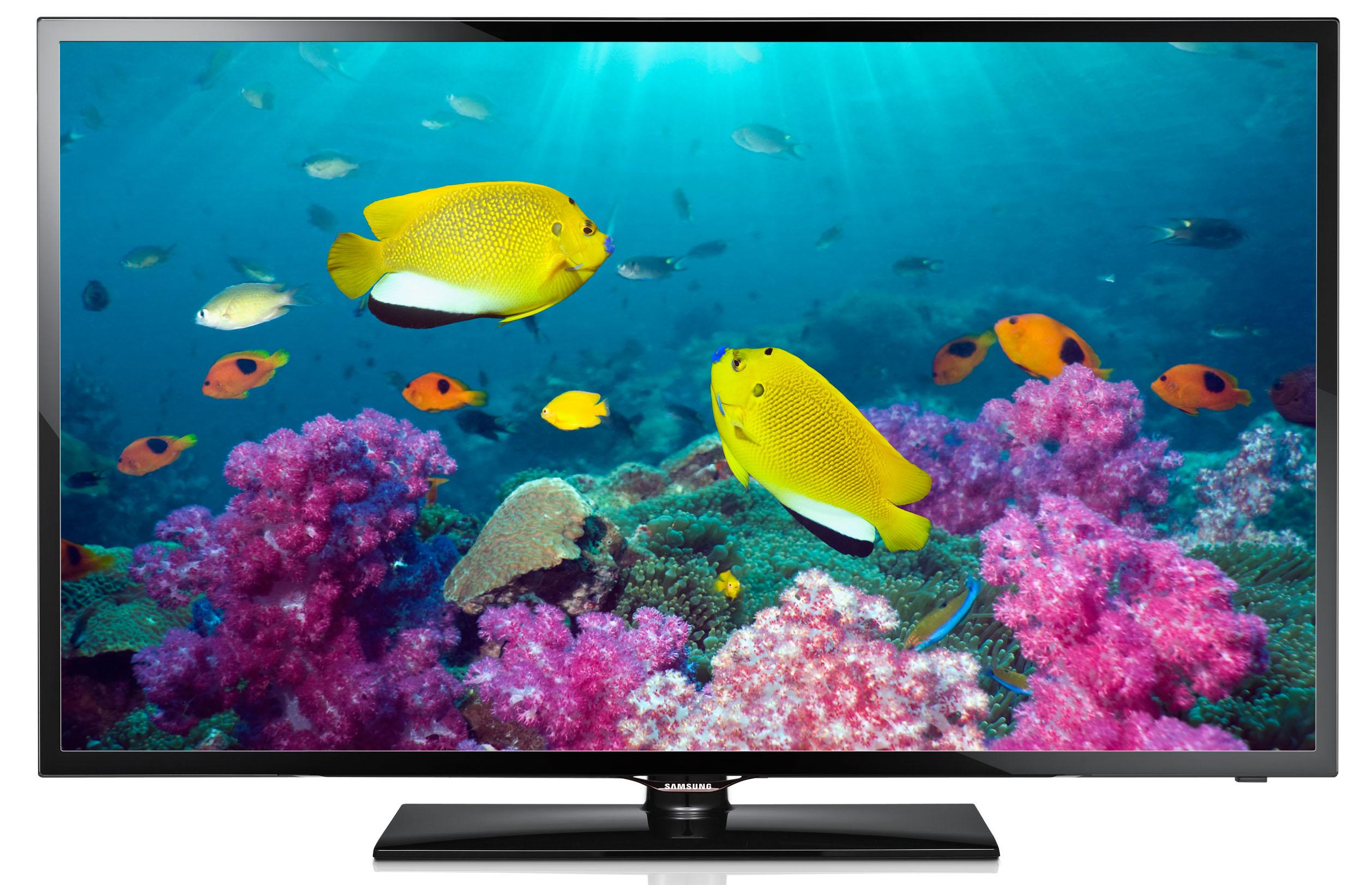 Samsung F5000: TV tầm trung tối ưu hình ảnh