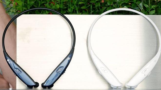 LG hợp tác JBL, ra mắt tai nghe Tone Ultra HBS-810