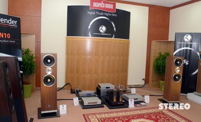 Audio Visual Show 2015 tại TP.HCM hút khách tham quan