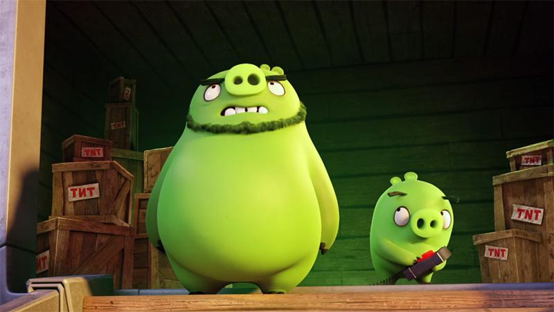 """Chết cười với trailer của """"thánh nhọ"""" 'Angry Birds'"""