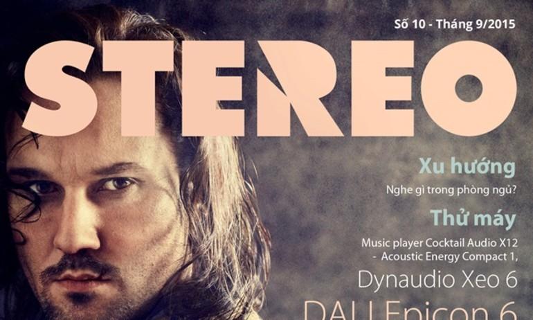 Tạp chí Stereo số 10: tháng 9/2015