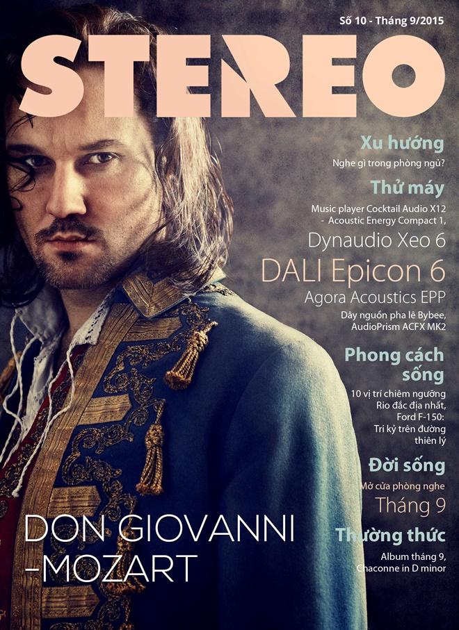 Stereo ra mắt tạp chí số 10 tháng 9/2015