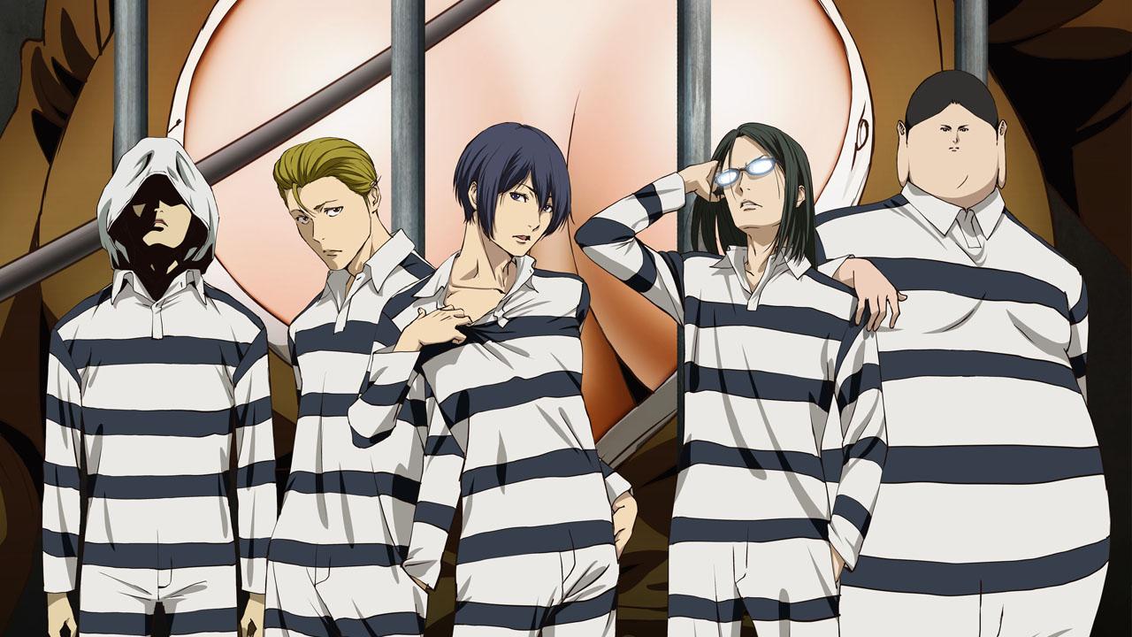 'Prison School' – Thiên đường hay địa ngục của các nam sinh?