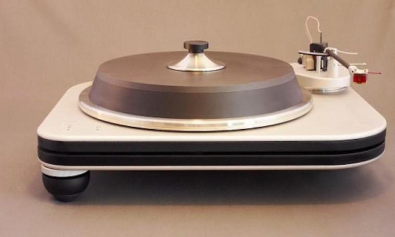 Mâm đĩa nhựa ultra hi-end Spiral Groove SG1.2
