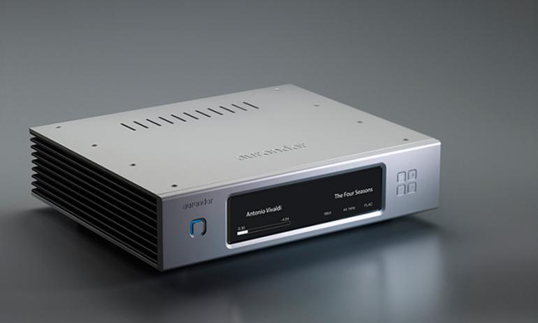 Các music server của Aurender nhận cập nhật System SW 4.5.58