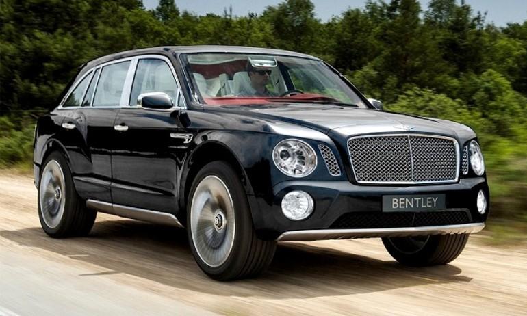 Naim tiết lộ hệ thống âm thanh đỉnh cao cho xe SUV Bentley Bentayga