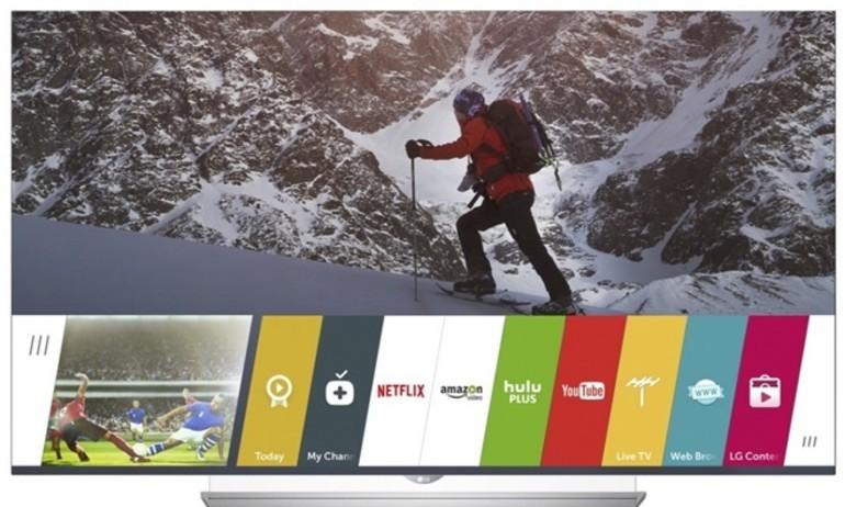 LG cập nhật tính năng HDR trên dòng TV OLED mới