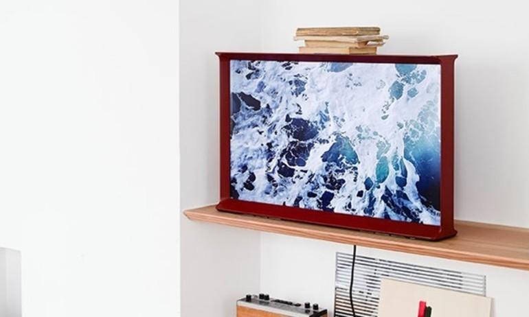 Samsung ra mắt TV lấy cảm hứng từ… phông chữ Serif