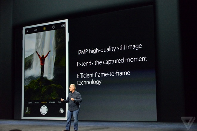 iPhone 6S và 6S Plus có màu hồng, 3D Touch, camera 12MP