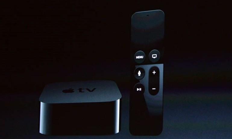 Apple TV mới có thể cài thêm phần mềm, đi kèm remote cảm ứng
