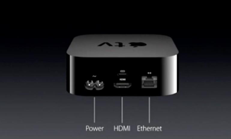 Apple TV mới không hỗ trợ TV 4K, song có âm thanh 7.1