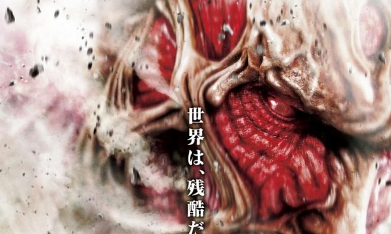 """Đại chiến Titan: chỉ có thể là """"kiểu Nhật Bản"""""""