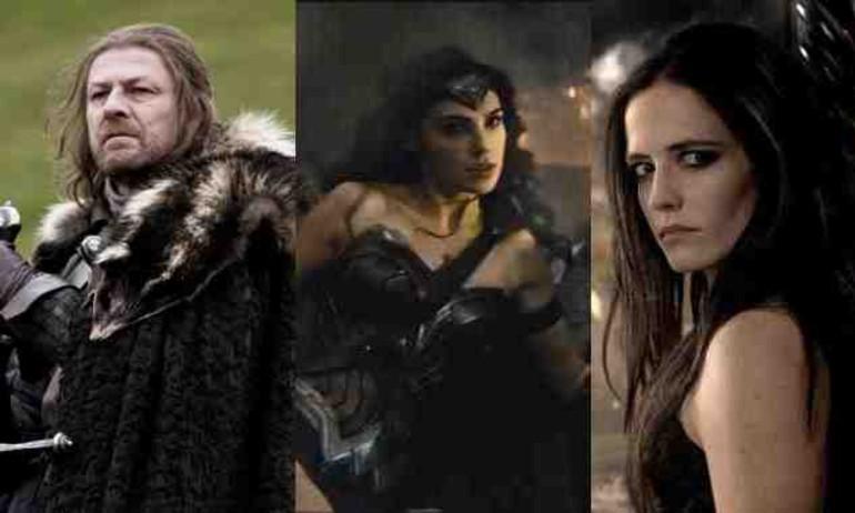 """Eva Green và Sean Bean sẽ là """"ác nhân"""" trong 'Wonder Woman'?"""