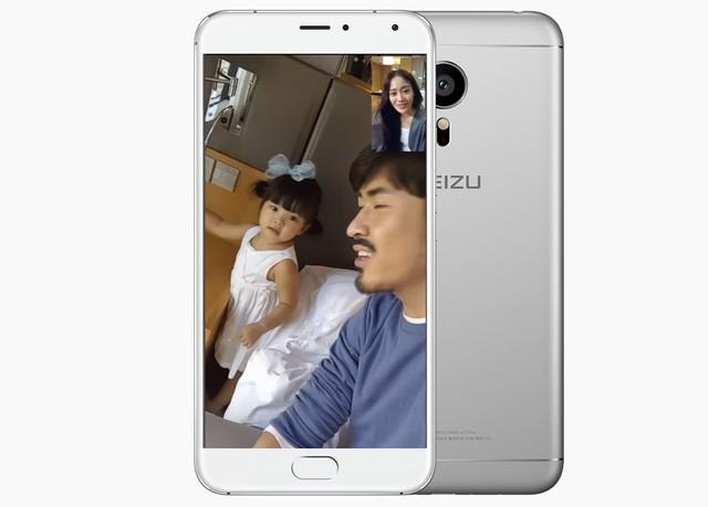 Meizu ra mắt điện thoại Pro 5: âm thanh HiFi 2.0, nối nhiều loa