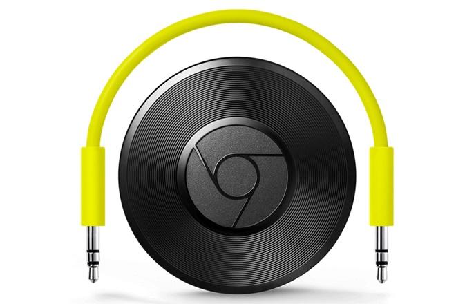 Google nâng cấp Chromecast, thêm phiên bản Audio