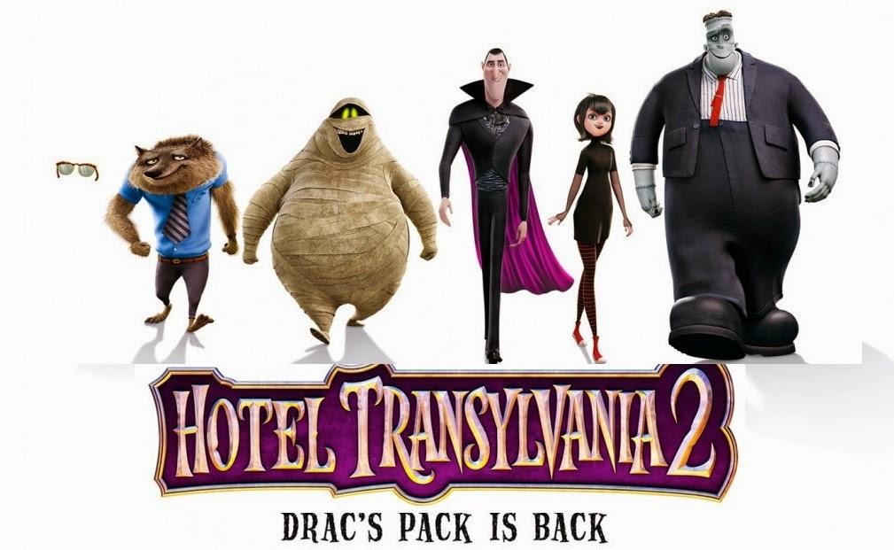 'Hotel Transylvania 2' ra mắt ấn tượng với doanh thu kỷ lục