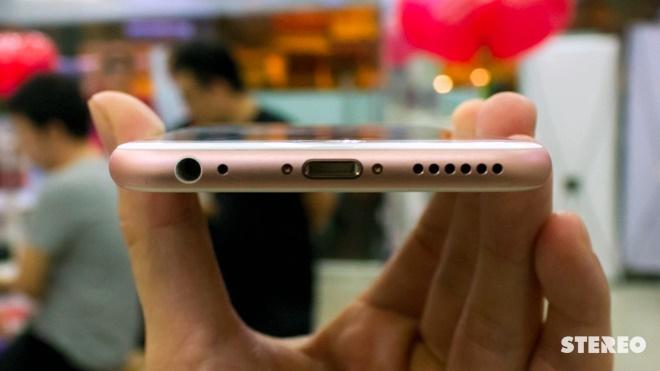 """iPhone 6S """"màu hồng"""" về Việt Nam giá 31 triệu đồng"""