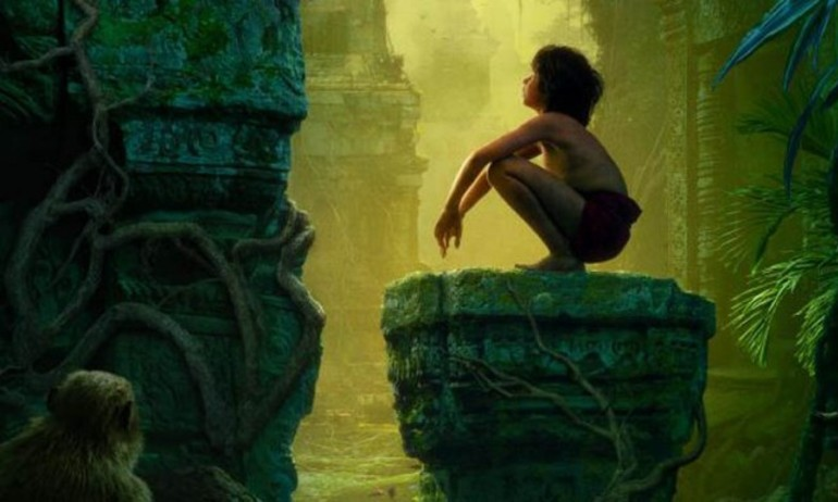 "'The Jungle Book' bản live-action tung teaser siêu ""hot"""