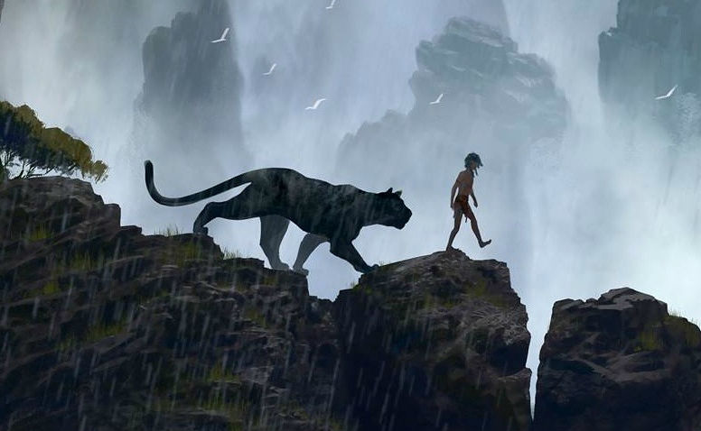 "'The Jungle Book' bản live-action tung teaser siêu ""hot"""