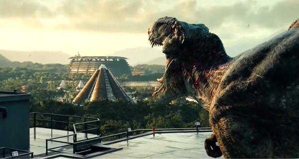 Tiết lộ thú vị về nội dung 'Jurassic World 2'