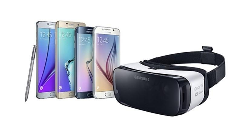 Samsung bán ra kính thực tế ảo Gear VR giá chỉ 99USD