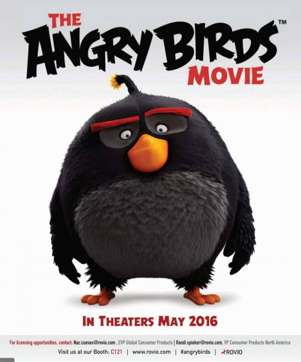 Hoạt hình 'Angry Birds' – Lời giải cơn giận của các chú chim