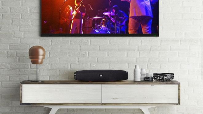 JBL giới thiệu loa Boost TV, tích hợp công nghệ SoundShift