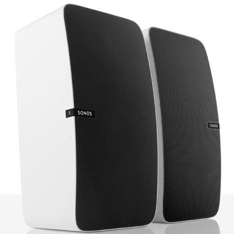 Sonos giới thiệu loa Play:5 với công nghệ Trueplay