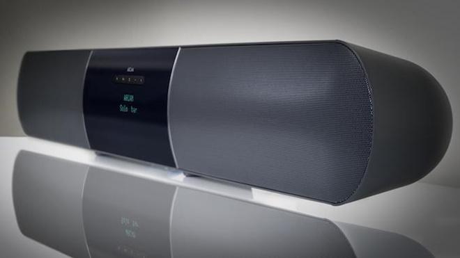 Arcam nâng cấp hiệu năng loa soundbar Solo Bar Plus