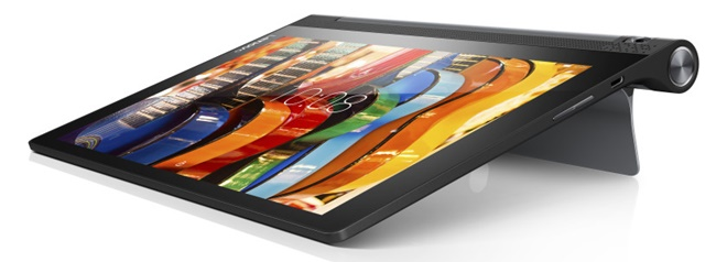 Lenovo ra mắt tablet tích hợp máy chiếu Yoga Tab 3 Pro, có loa JBL