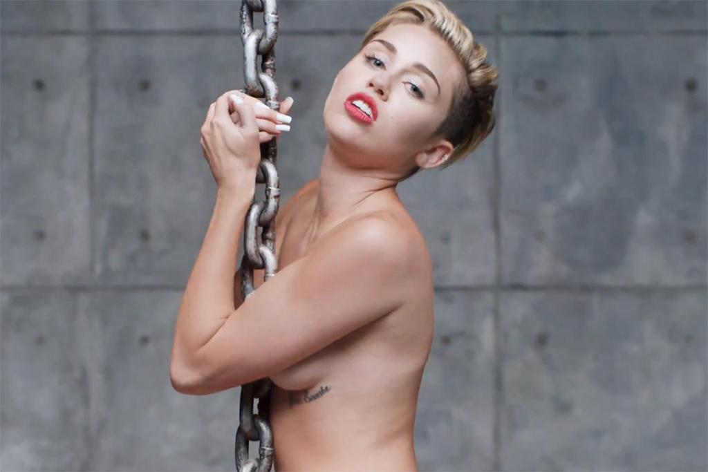 Chống chỉ định vừa ăn vừa xem 'Dooo It!' của Miley Cyrus