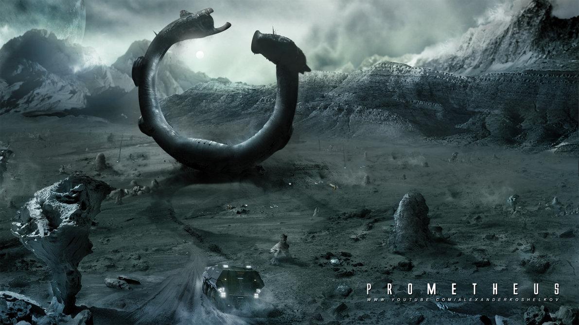 """Người ngoài hành tinh """"Prometheus 2' đổ bộ Trái Đất 2017"""