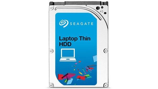 Seagate giới thiệu ổ cứng 2TB đầu tiên dành cho laptop mỏng nhẹ