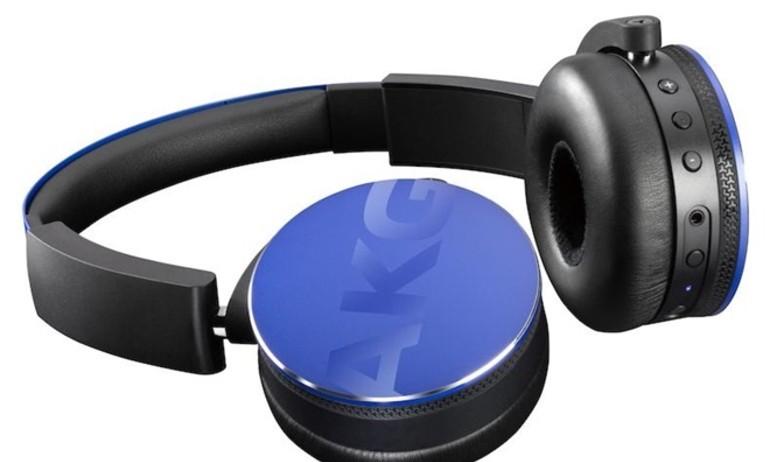 AKG thêm kết nối Bluetooth cho mẫu tai nghe Y50