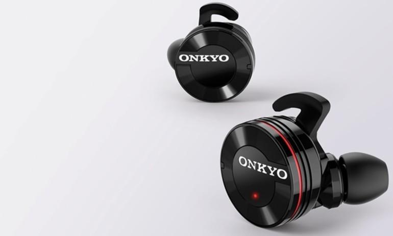 """Onkyo ra mắt chiếc tai nghe """"không dây thực thụ"""" đầu tiên thế giới"""