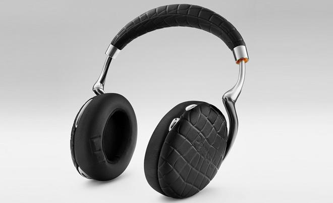 Parrot giới thiệu Zik 3: tai nghe có sạc không dây
