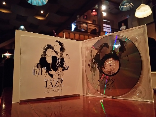 Giáng Son giới thiệu album mới: The Shadow of Jazz