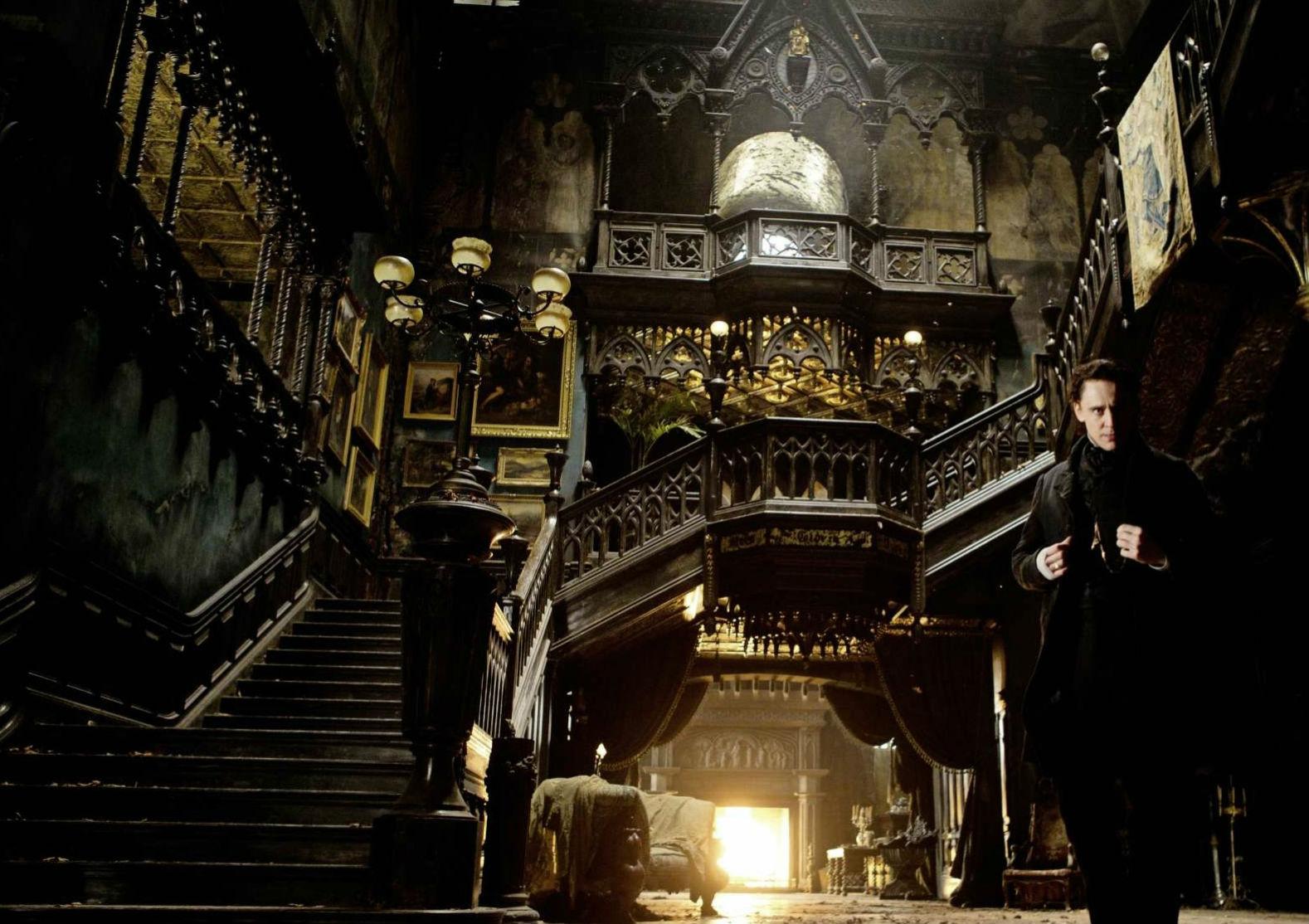 5 tòa lâu đài là nguồn cảm hứng cho các bộ phim kinh dị