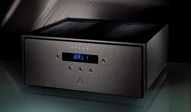 Aesthetix ra mắt ampli Atlas Eclipse Stereo 200 watt